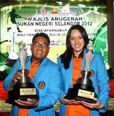 Cai Lin bags Selangor Sportswoman of the Year award