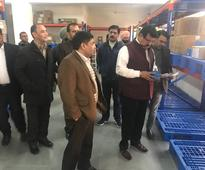 Supply drugs to hospitals within 20 days: Vice Chairman JKMSCL
