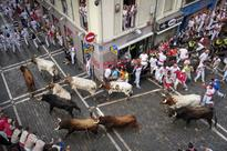 2 Men Gored On Fourth Day Of Pamplona's Running Of The Bulls