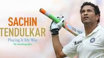 Overwhelmed with love: Sachin Tendulkar thanks his fans for buying his book
