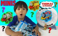 6-Year-Old YouTube Star Earns $11 Million a Year Reviewing Toys