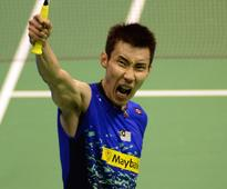 Chong Wei out to regain top ranking before Rio