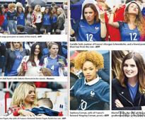 FRENCH WAGS MAKE WAVES