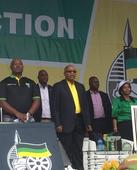 'God is on the side of the ANC' - Zuma
