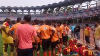 I-League: Heated argument between Bengaluru FC, East Bengal breaks out during training session