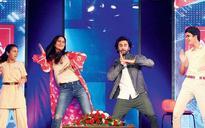 Ranbir Kapoor, Katrina Kaif visit Delhi school, recall 'masti ki paathshala' days