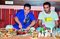 Varun Dhawan goes on a nostalgic food trip