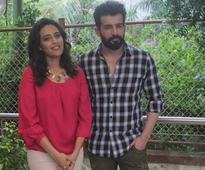 Swara Bhaskar and Jay Bhanushali begin shooting for `The Suicide Company Pvt. Ltd.`