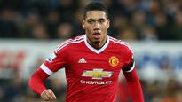 Smalling pays tribute to 'role model' Terry