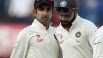 Kohli is my friend, not an enemy, says Gambhir