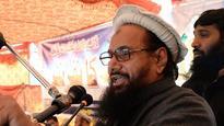 Pak political crisis part of 'Indian conspiracy', alleges Hafiz Saeed