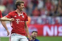 Mueller eyes return for Bayern's Hertha showdown