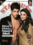 Parineeti Chopra, Siddharth Malhotra graces Stardust cover