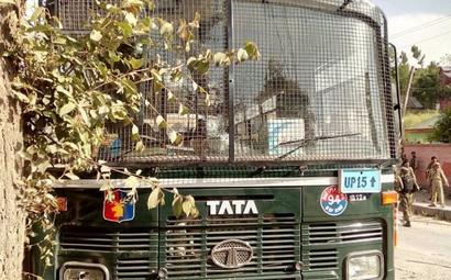 3 BSF men killed, 4 injured in ambush by terrorists in Kashmir
