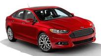 Sales Up, Supply Down for Ford Fusion