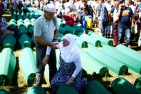 Thousands Gather At Ceremony For Victims Of Srebrenica Massacre