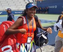 2016 US Open: Natasha Subhash upsets 12th seed Katarina Zavatska in Junior Girls