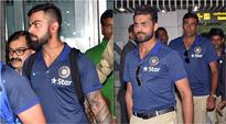 India vs New Zealand: Team India arrive in Kolkata without KL Rahul for second Test