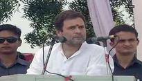 'Vikaas pagal ho gaya hai': Rahul Gandhi targets Gujarat government over development