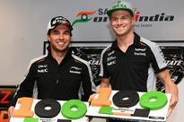 Perez, Hulkenberg to Remain at Force India for 2017: Vijay Mallya