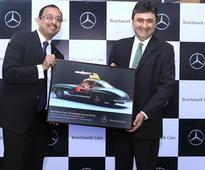Mercedes-Benz's Double Feat From North East To West Of India
