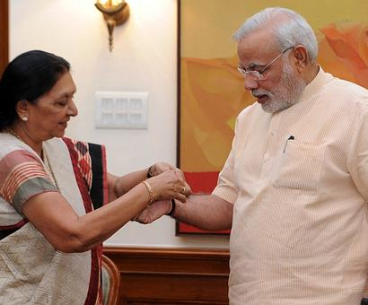 Anandiben Patel is headed for TN Raj Bhavan. Here's why!