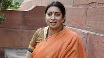 Irani, Congress leader Priyanka Chaturvedi indulge in ugly twitter spat