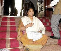 Phoolan Devi'skiller gets rousing welcome by Rajput community in Roorkee