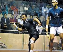 Tayyab thrashed in $25,000 COAS International Squash