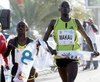 Kenyan runners sweep RAK Half Marathon
