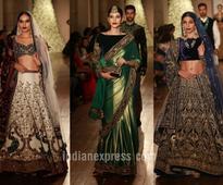 India Couture Week 2016: Kangana Ranaut looks ravishing as a Mughal empress for Manav Gangwani