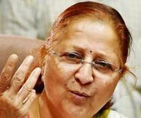 Sumitra Mahajan asks social groups to train people on cashless transactions