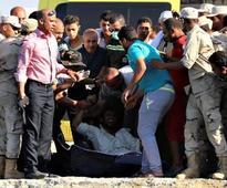Teeming migrant boat sinks off Egypt