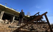 Battle with IS leaves melting pot Iraq town in ruins