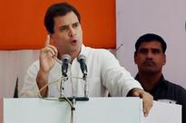 PM Modi least bothered about people: Rahul Gandhi