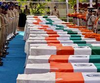 8 CRPF men killed in IED blast by Naxals in Chhattisgarh's Sukma district
