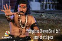'Prathyaksha Dhaivam Shirdi Sai' shoot at brisk pace