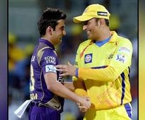 This is what Gautam Gambhir had to say over 'so called' rivalry with MS Dhoni