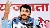 Government introduced scheme to hide inefficacy: BJP chief Manoj Tiwari