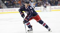Blue Jackets rookie Werenski adapting quickly to life in the NHL