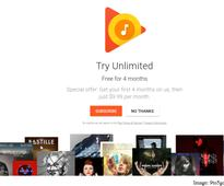 Google Offers Free 4 Months Subscription to New Play Music and YouTube Red Subscribers
