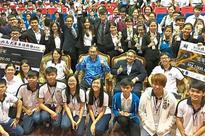 Despite lack of preparation, students win national-level debate competition