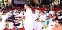 PJ Joseph participates in UDF's 'day-and-night' agitation