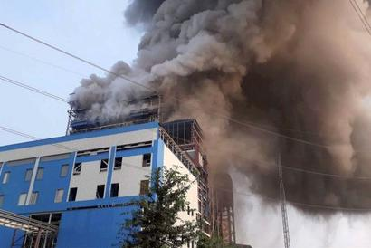 NTPC plant explosion: Toll rises to 22, rescue ops underway