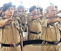 Nine IG-rank IPS officers appointed in BSF