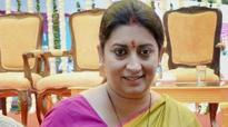 Govt mulling national aptitude test for school students: Smriti
