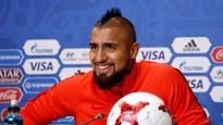'Chile can prove they're best in the world,' says Arturo Vidal ahead of Confed Cup final against Germany