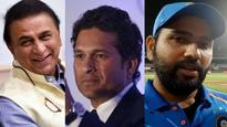 IPL 2018: When 3 generations of Mumbai's best - Sunny, Sachin & Rohit - got together for a cozy chat