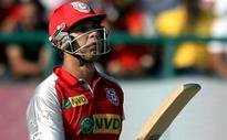 Kings XI Punjab make 183/8 against Mumbai Indians