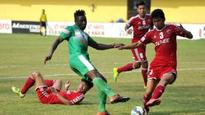 I-League: Oliviera strike seals win for Salgaocar FC